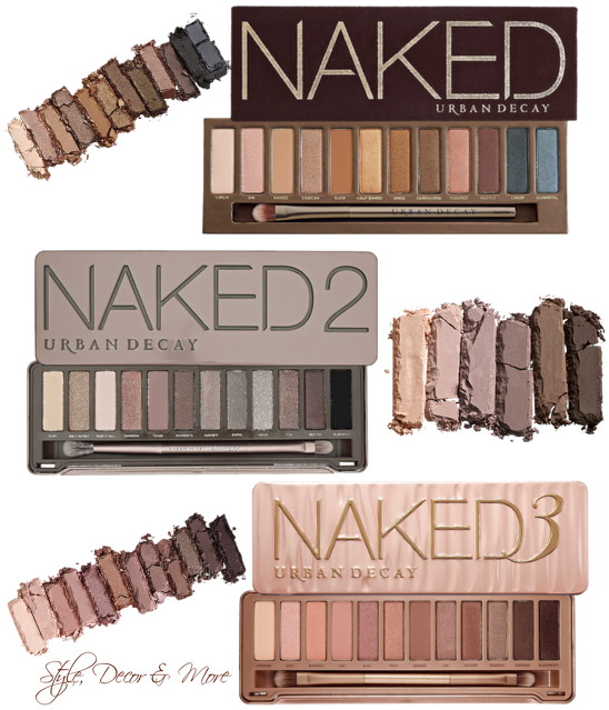 style decor more which urban decay naked palette is. Black Bedroom Furniture Sets. Home Design Ideas