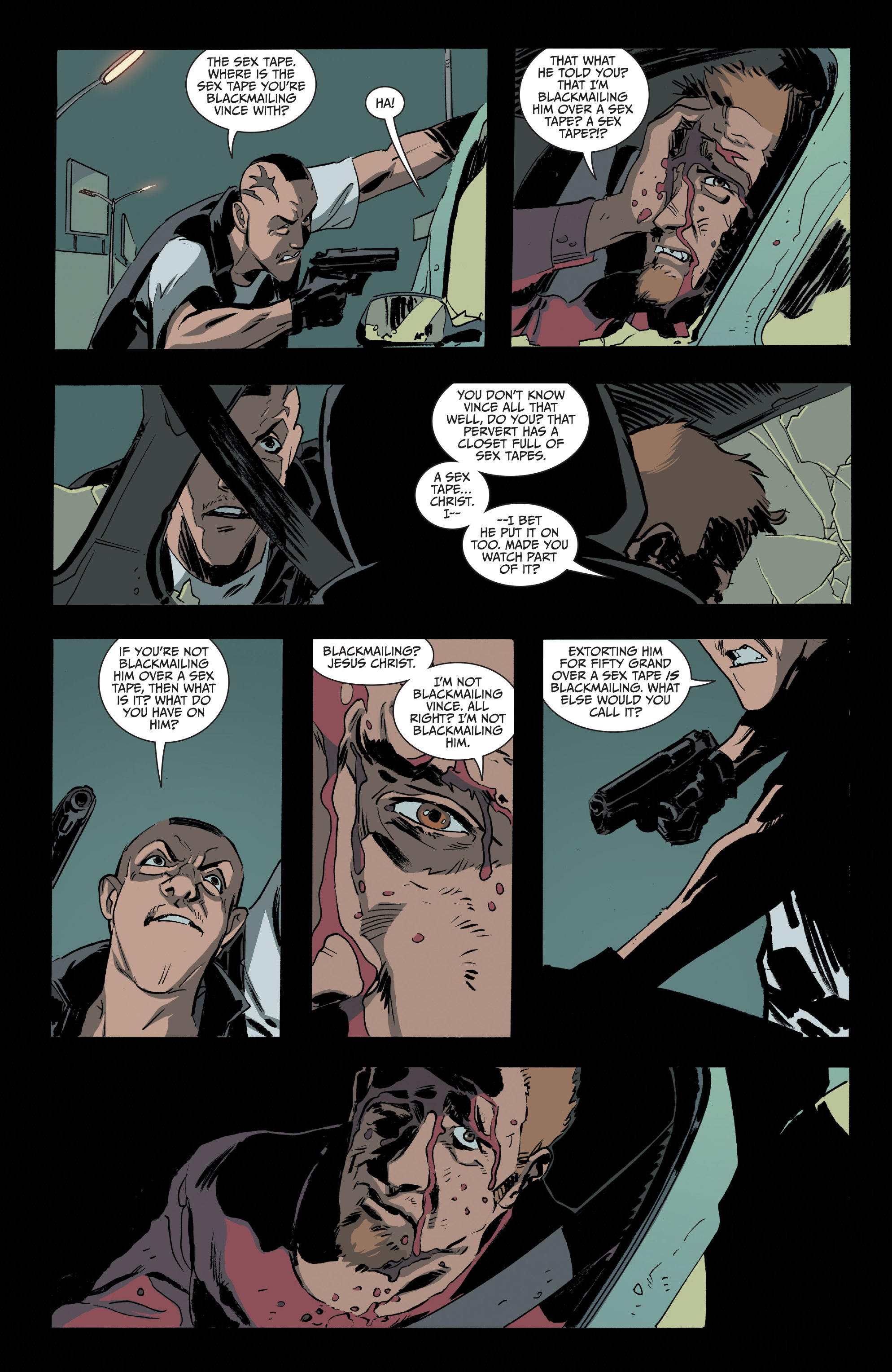 Read online Sons of Anarchy comic -  Issue #16 - 14