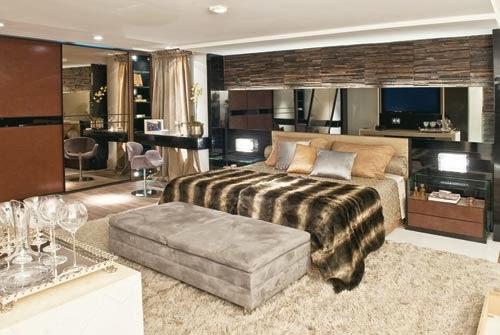 Dormitorio de lujo dormitorios colores y estilos - Dormitorios de lujo ...