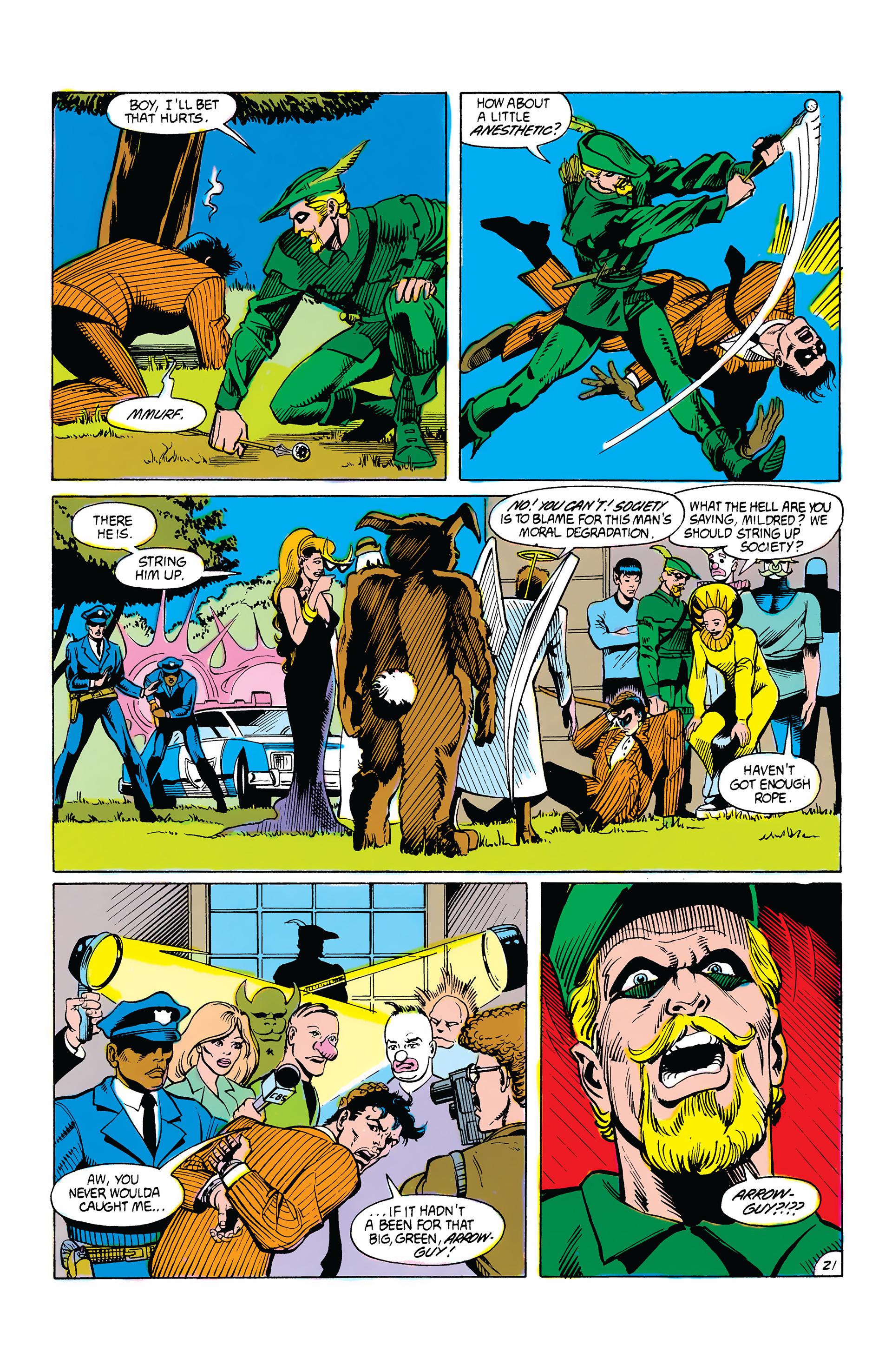 Read online Secret Origins (1986) comic -  Issue #38 - 20