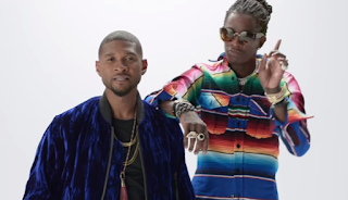 Usher No Limit Music Video Ft. Young Thug