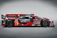 Audi R18 LMP1 2016 Side
