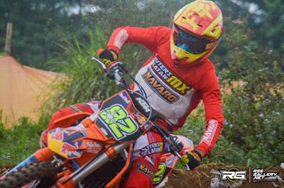 Aksi Yeni Oreo Tunggangi KTM
