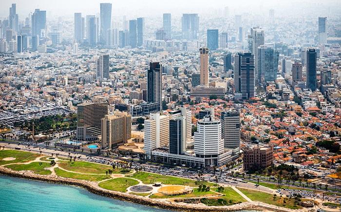 Рейтинг самых дорогих городов – Тель-Авив