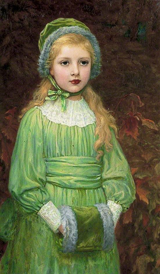 Dorothy de Michele (1892), Kate Dickens Perugini