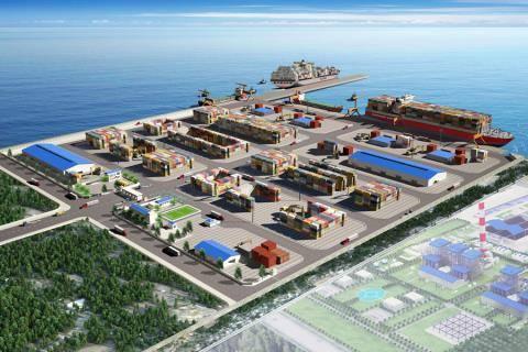 Quảng Trị muốn xây cảng 14.234 tỷ: Đừng chạy theo 'mốt'