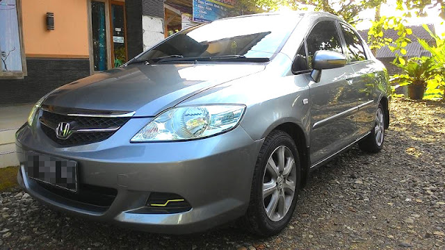 Honda City Fit Aria GD8