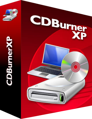 CDBurnerXP 4.5.7 Buid 6623 poster box cover