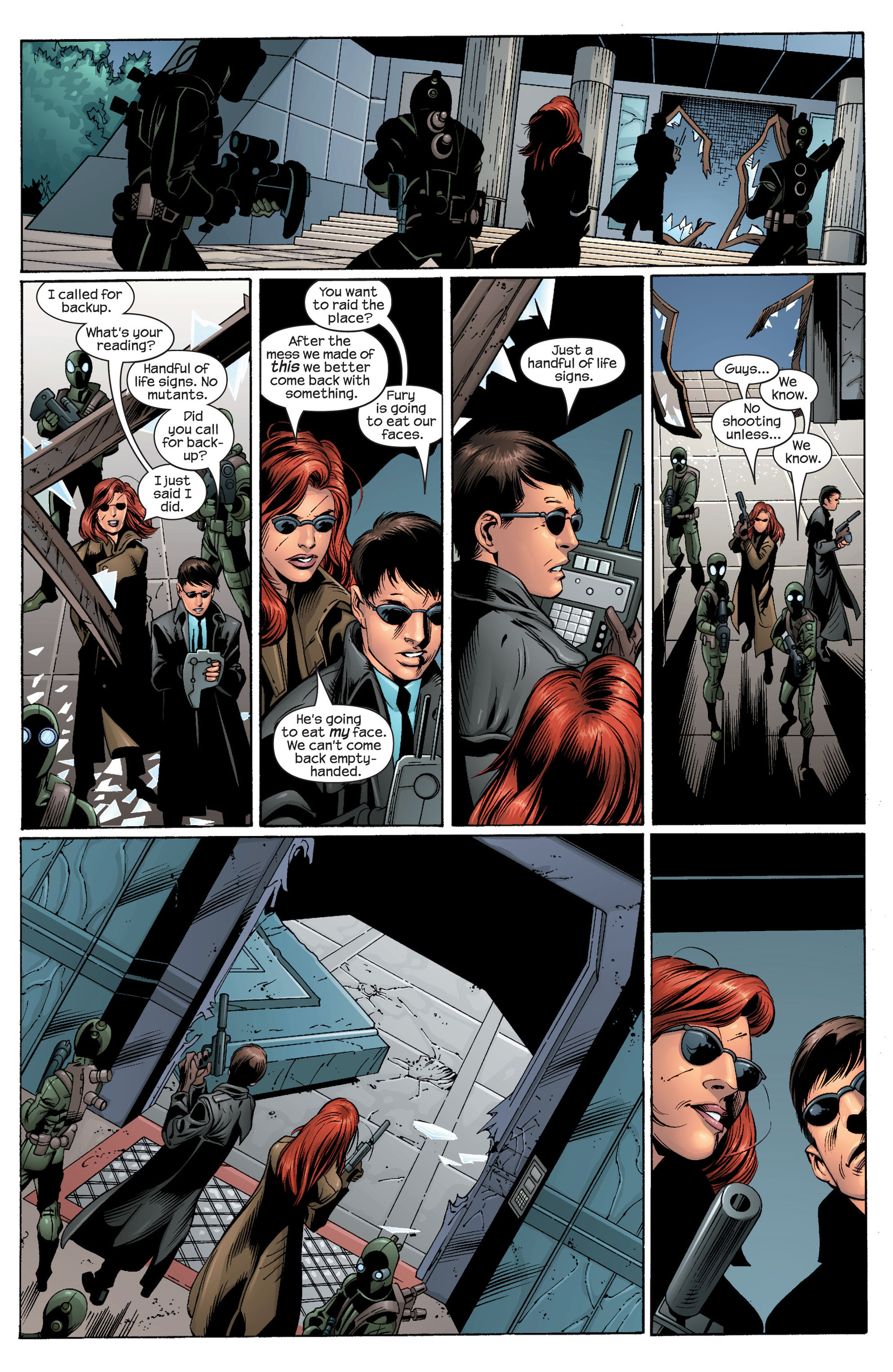 Read online Ultimate Spider-Man (2000) comic -  Issue #46 - 8