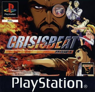 Crisis Beat ISO PS1/PSX High Compress