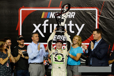 #NXS - Tyler Reddick Wins at Homestead In Stunning Xfinity Championship Run