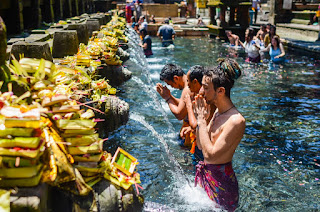 Vacation in Tampak Siring with Fun Activities a Pity if passed