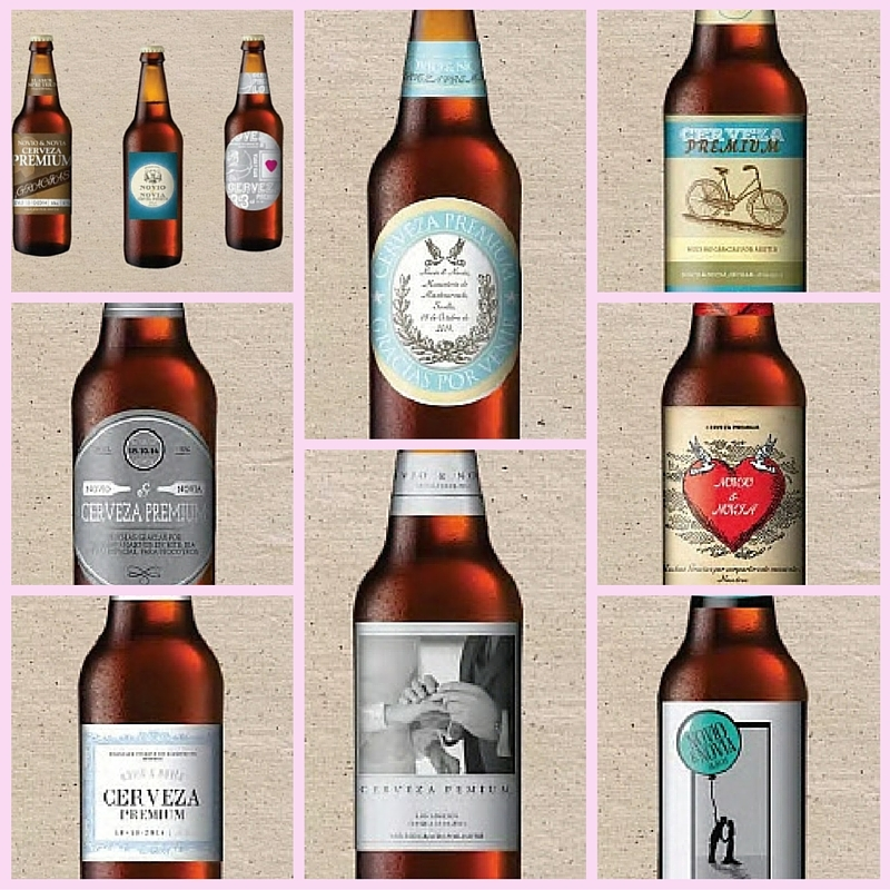 Botellas Cerveza Decoradas