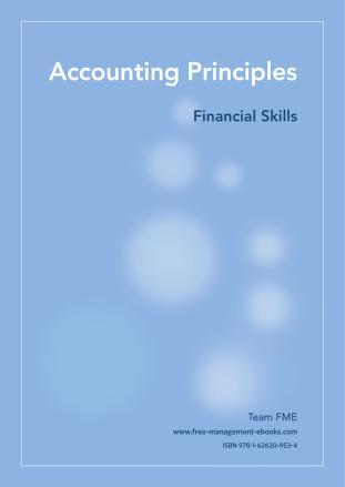 Accounting Principles Financial Skills Book Free Download