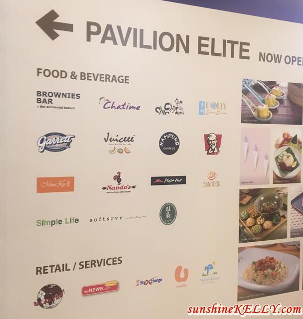 Pavilion Elite, Kuala Lumpur