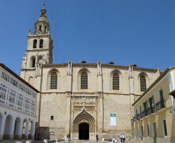 Medina de Rioseco Iglesia
