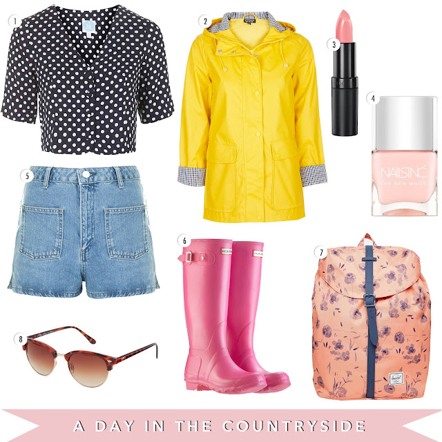 What To Wear With Hunter Boots