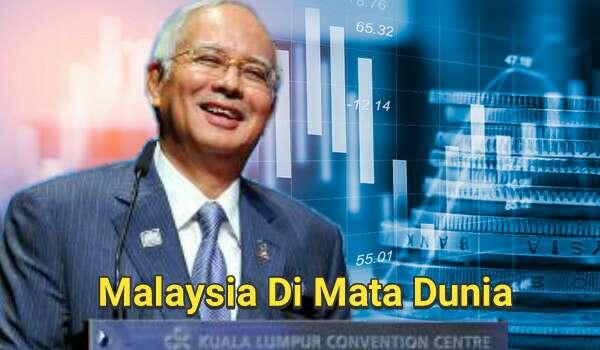Malaysia Di Mata Dunia - Najib Razak