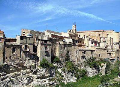 Burgio, Agrigento - Sicilia