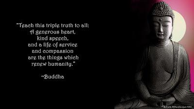 Lord Buddha Speech