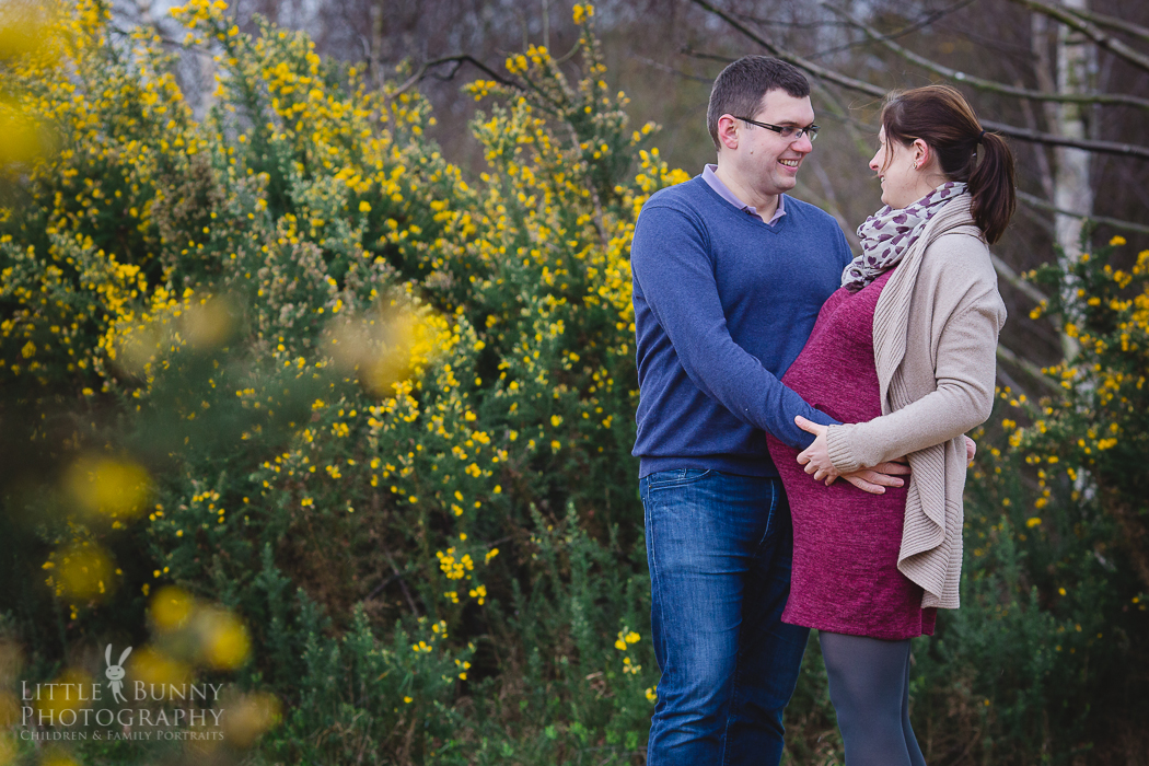 East London Location Maternity Photography