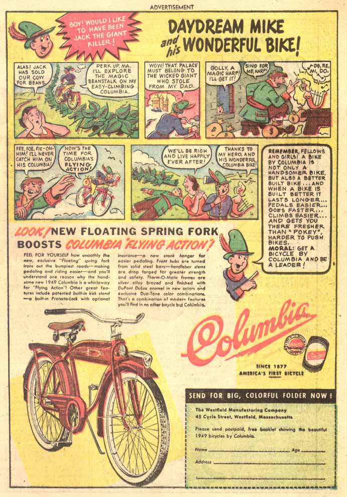 Read online Detective Comics (1937) comic -  Issue #147 - 25