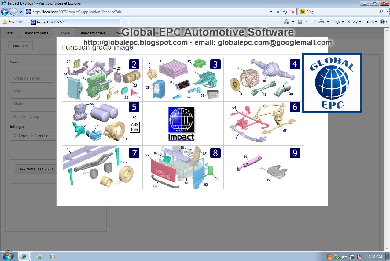 mack volvo impact catalog volvo auto parts catalog and diagram B Mack  Trucks Mack Fire Trucks
