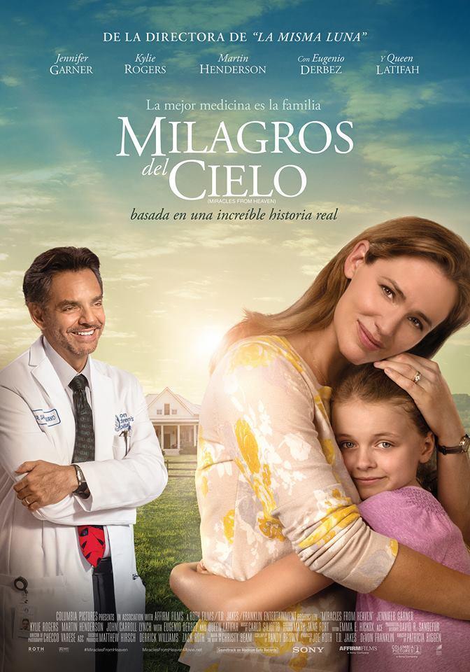 Descargar Ver Los milagros del cielo Latino English Castellano