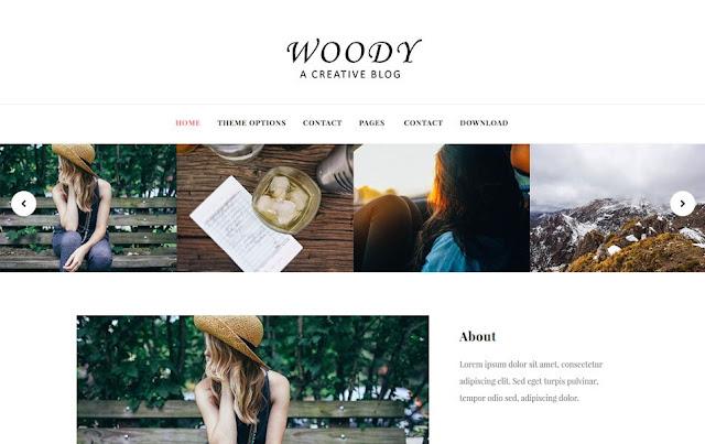 Шаблоны для Blogspot