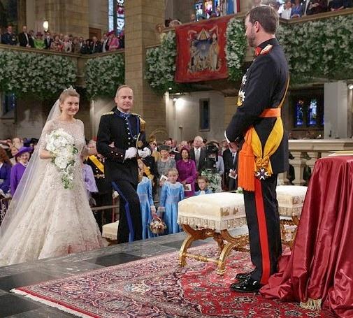 Atualizados+recentemente2891 - Casamento Real - Príncipe Guillaume do Luxemburgo ♥ Condessa Stéphanie de Lannoy