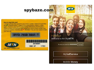 How To Recover Over-Scratched MTN Recharge PINs