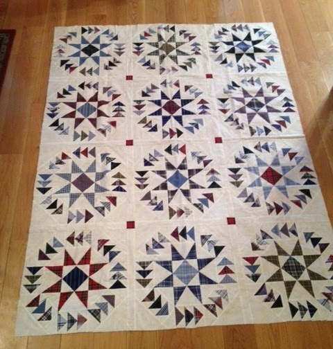 Dizzy Geese Quilt Free Tutorial