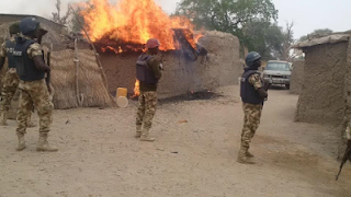 211 Civilians Rescued, Military Wipes Out Boko Haram In Northern Borno 1