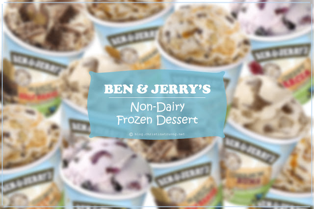 Ben & Jerry's Non-Dairy Frozen Dessert Review