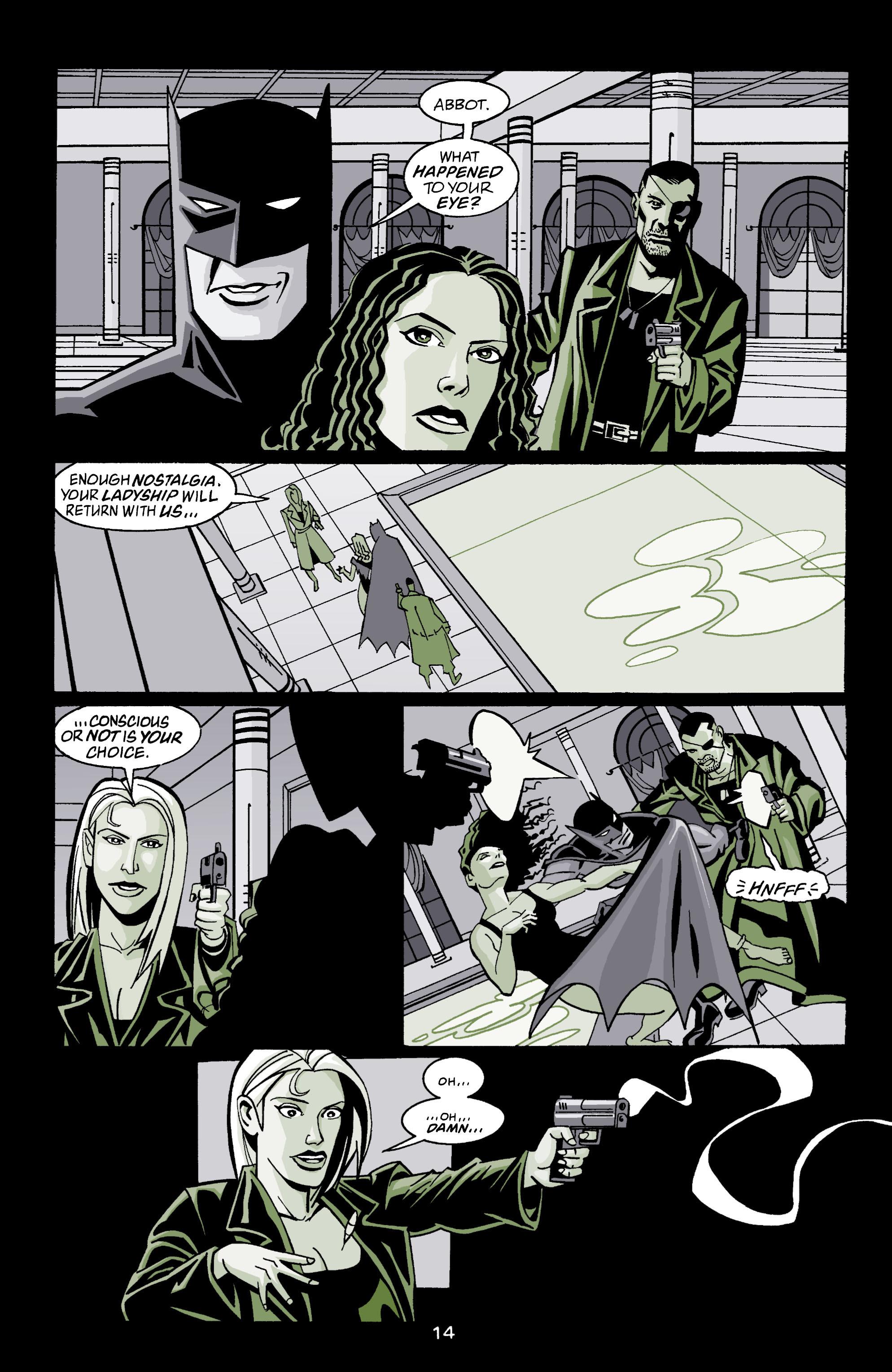 Detective Comics (1937) 750 Page 14