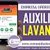 AUXILIAR DE LAVANDERIA, NÃO É NECESSÁRIO EXPERIÊNCIA COM REMUNERAÇÃO DE R$ 954,00