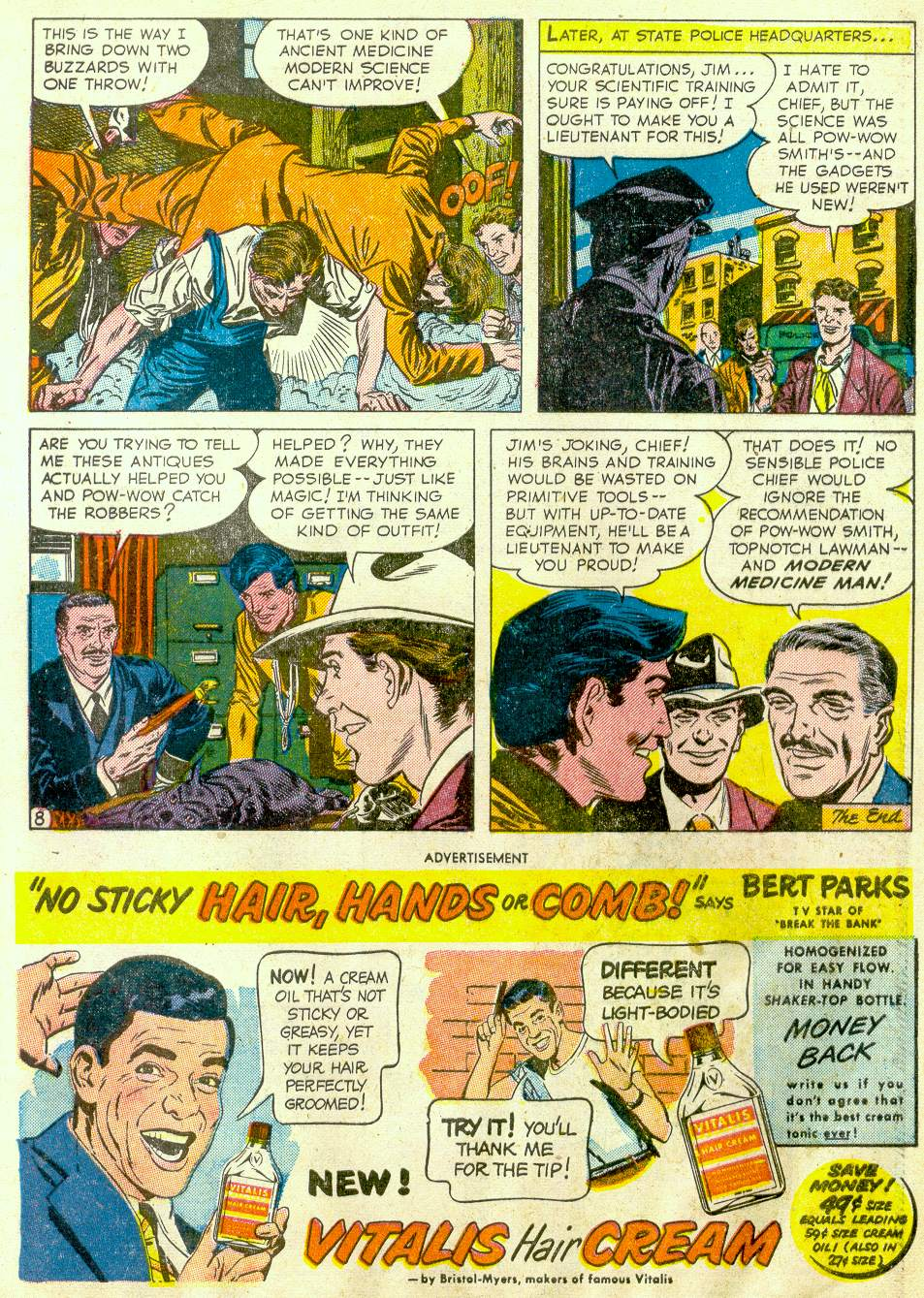 Read online Detective Comics (1937) comic -  Issue #181 - 41