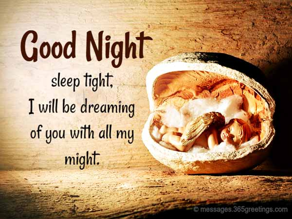 15 good night sleep tight message
