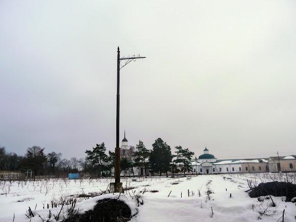 Самарський Свято-Миколаївський монастир