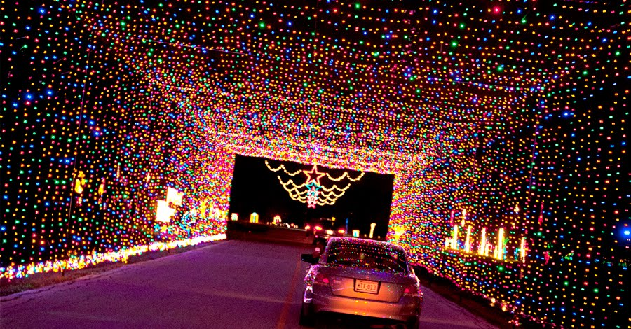 Check out These Incredible Pittsburgh Christmas Light Displays