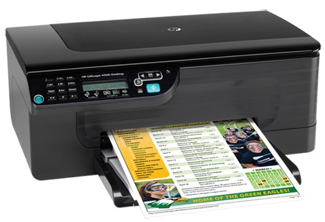 drivers for hp officejet 4500 g510n-z wireless