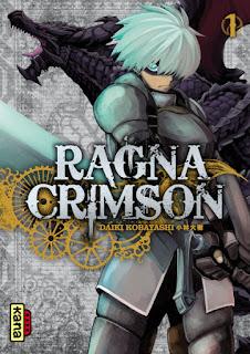 Ragna Crimson tome 1 dans la collection Dark Kana