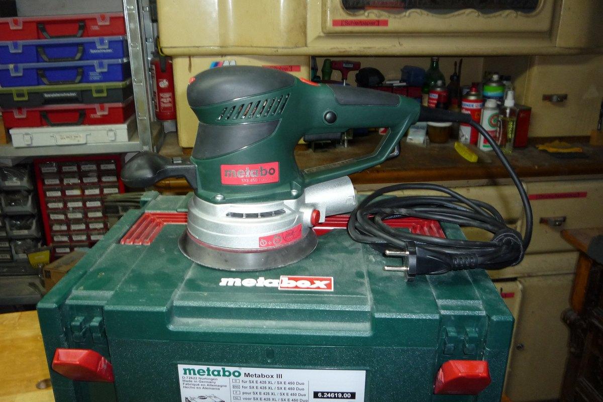 michas holzblog: werkzeugvorstellung - metabo sxe 450 turbotec