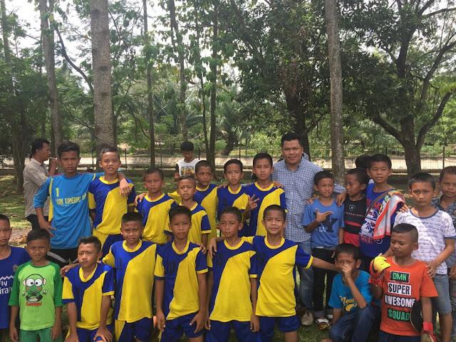 Liga Pelajar U 12, OKI Wakili Sumsel di Menpora Cup