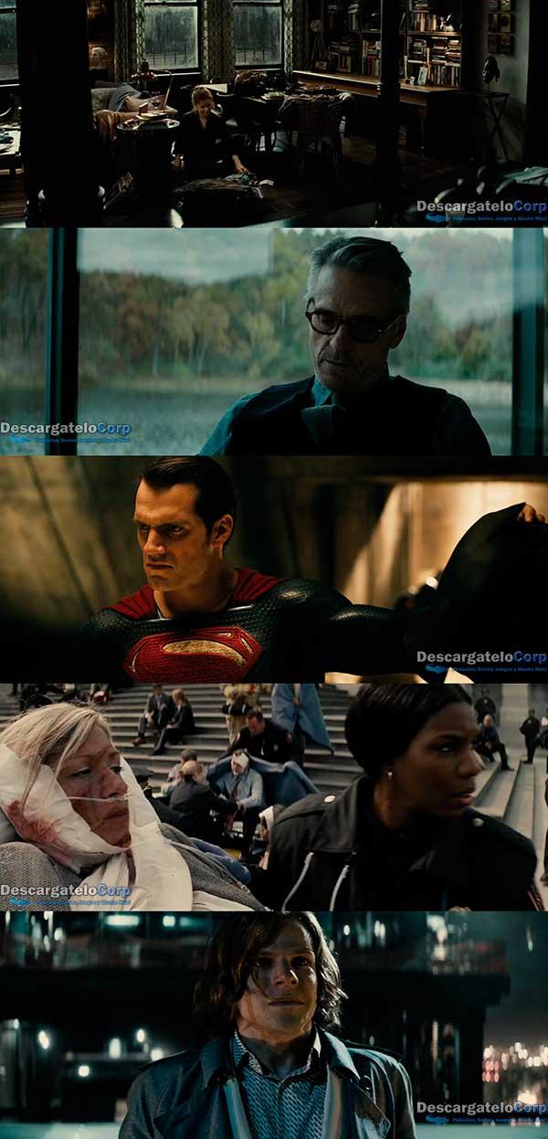 Batman v Superman Dawn of Justice EXTENDED HD 1080p Español Latino
