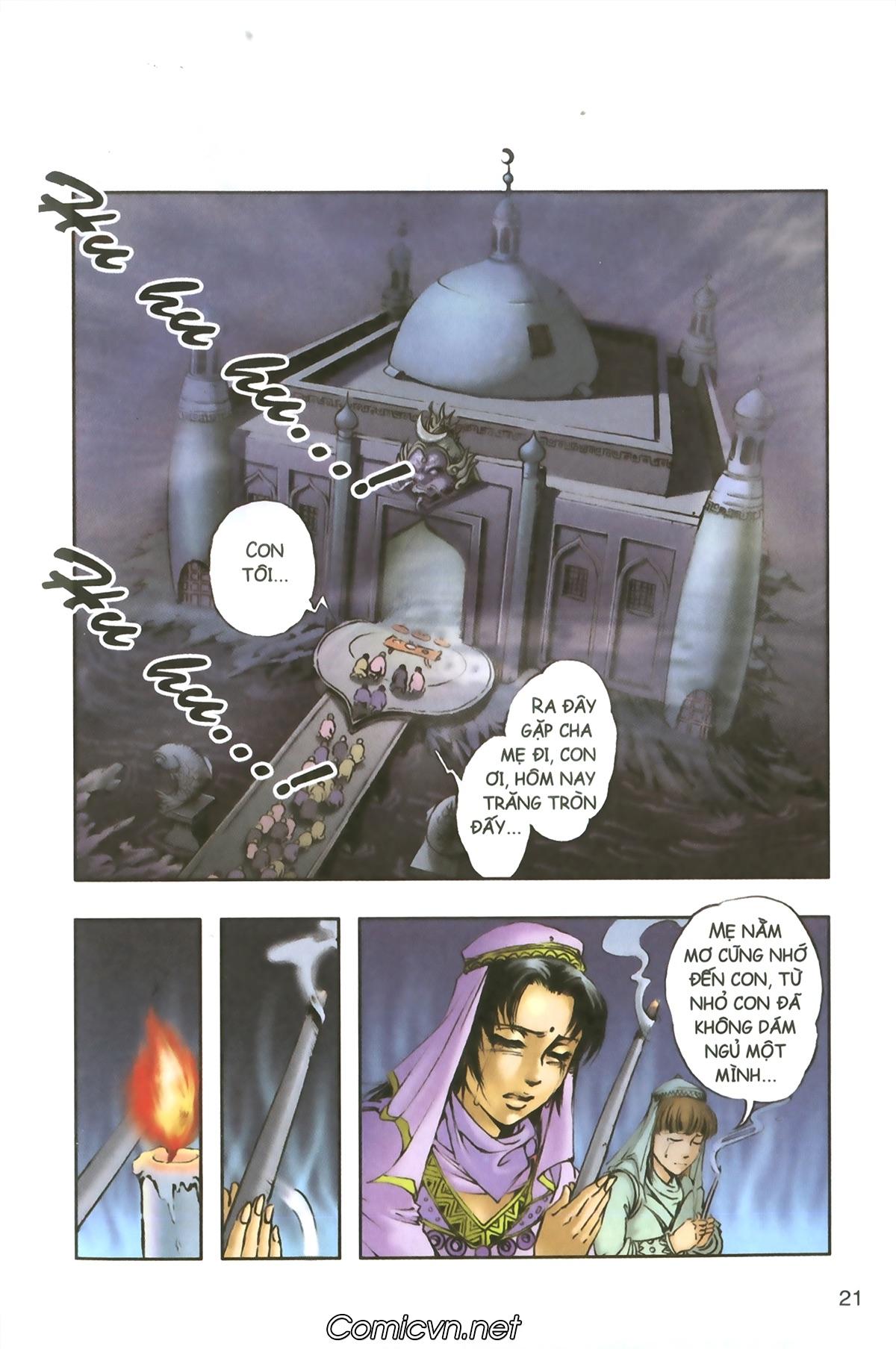 Tây Du Ký màu - Chapter 91 - Pic 21