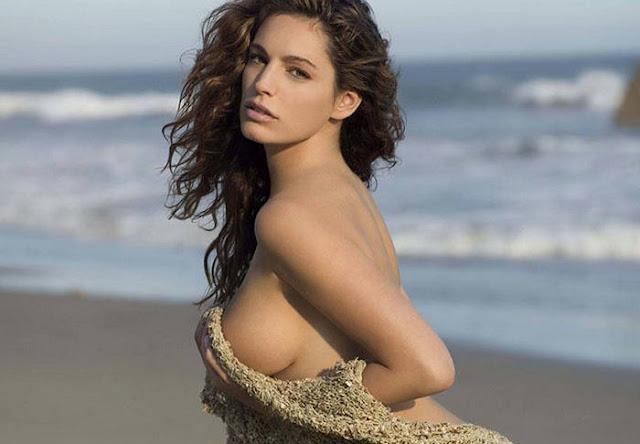 Hot girls Kelly Brook sexy England lady half nuked 3