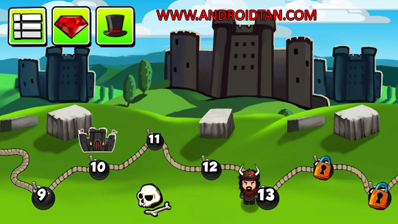 Free Download Bomber Friends Mod Apk v1.57 (Unlimited Money) Terbaru 2017