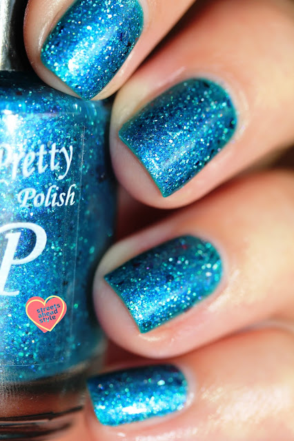 Paint It Pretty Polish Fish Are Friends, Not Food swatch by Streets Ahead Style
