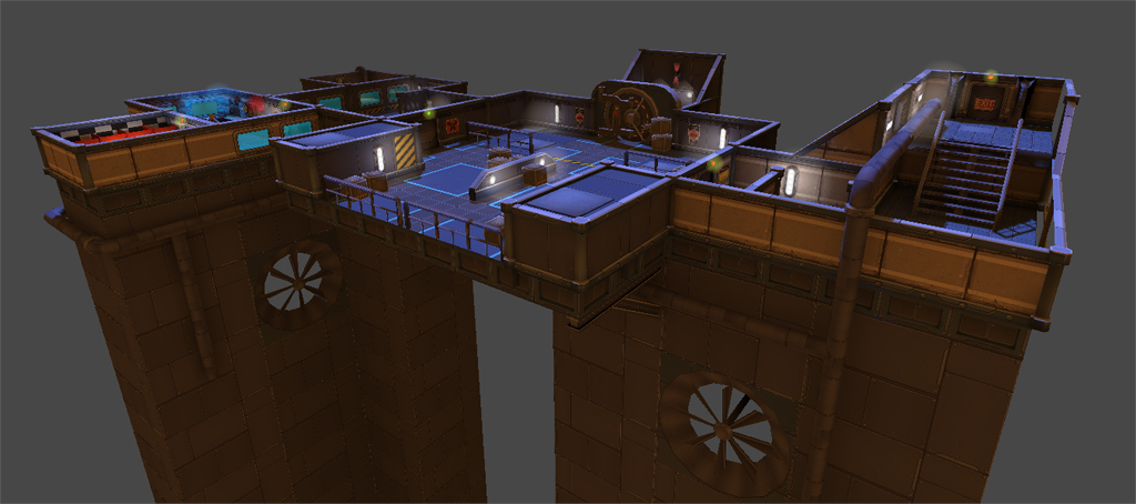 Island Delta: Porting to Unity 5: lightmapping